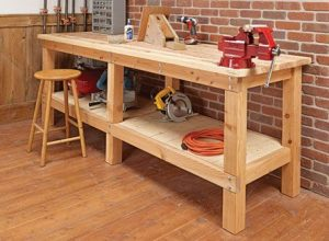 workbenches for garage